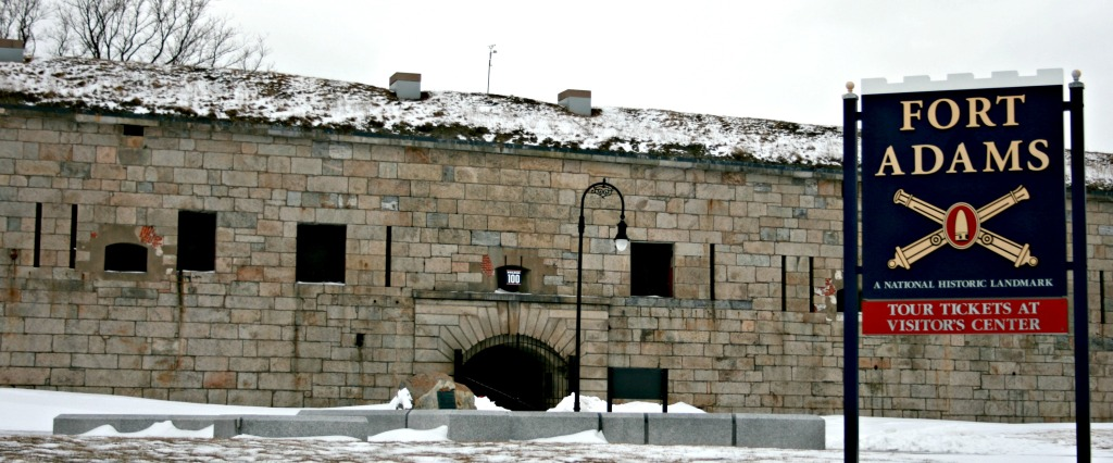 Fort Adams, Newport